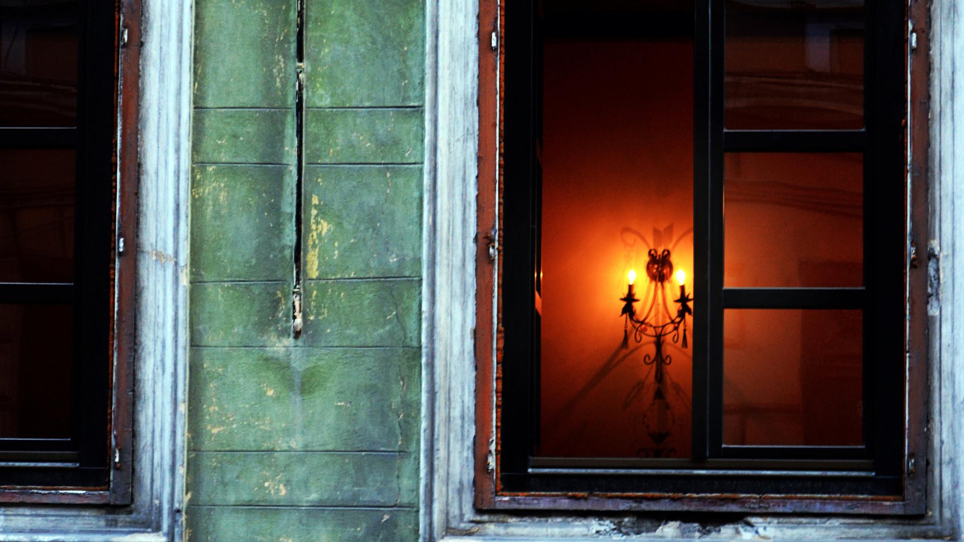 Окно в дом