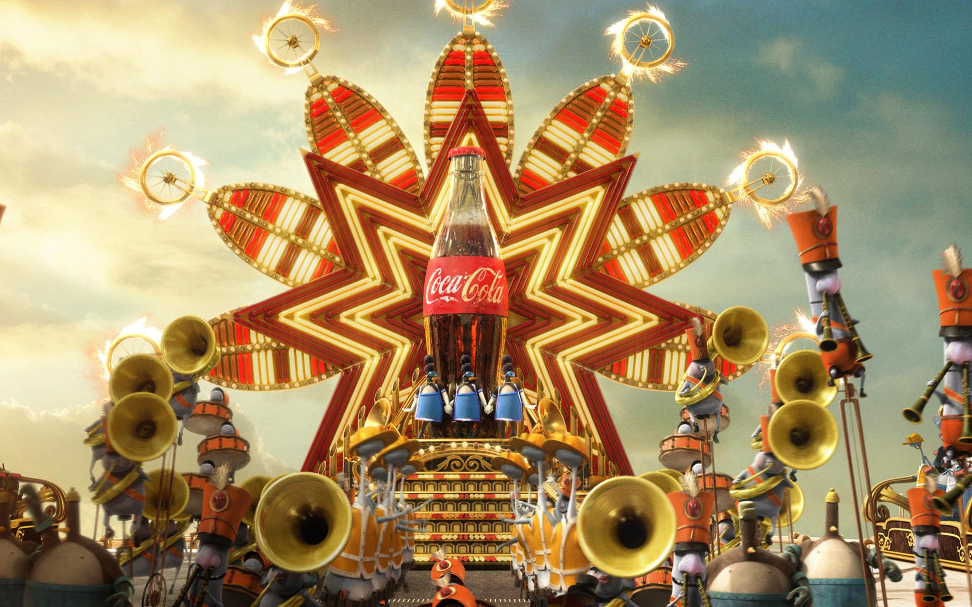 Встречайте Coca Cola