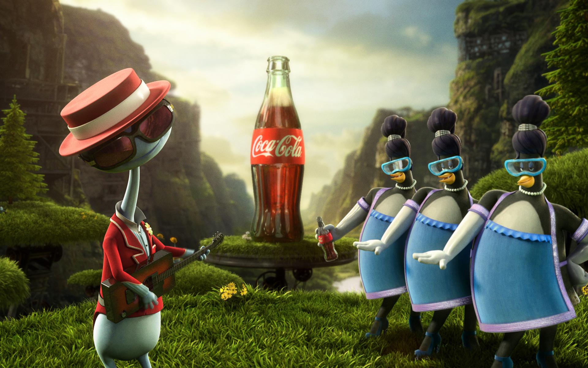 Долина Coca Cola
