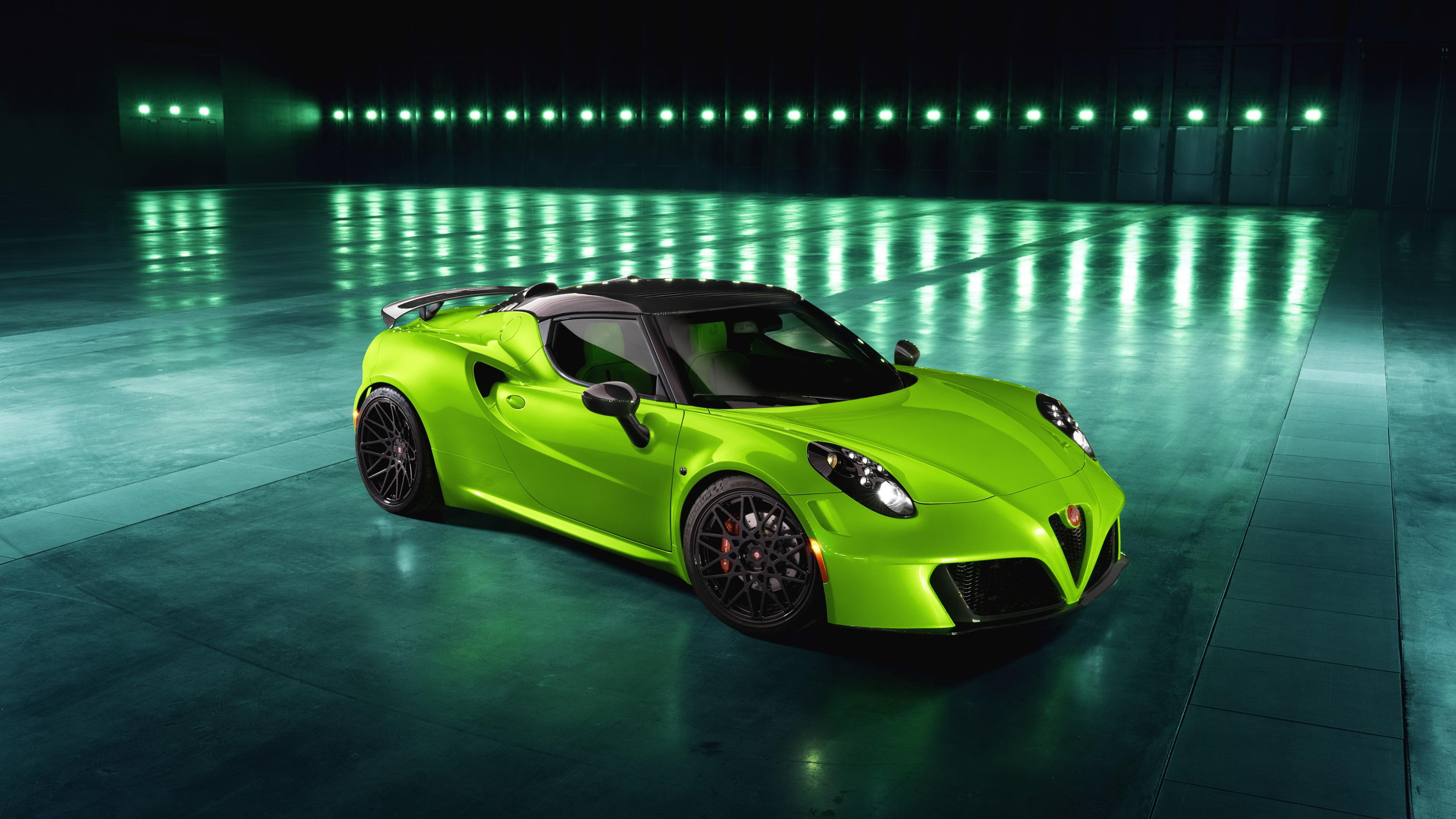 Быстрый Alfa Romeo