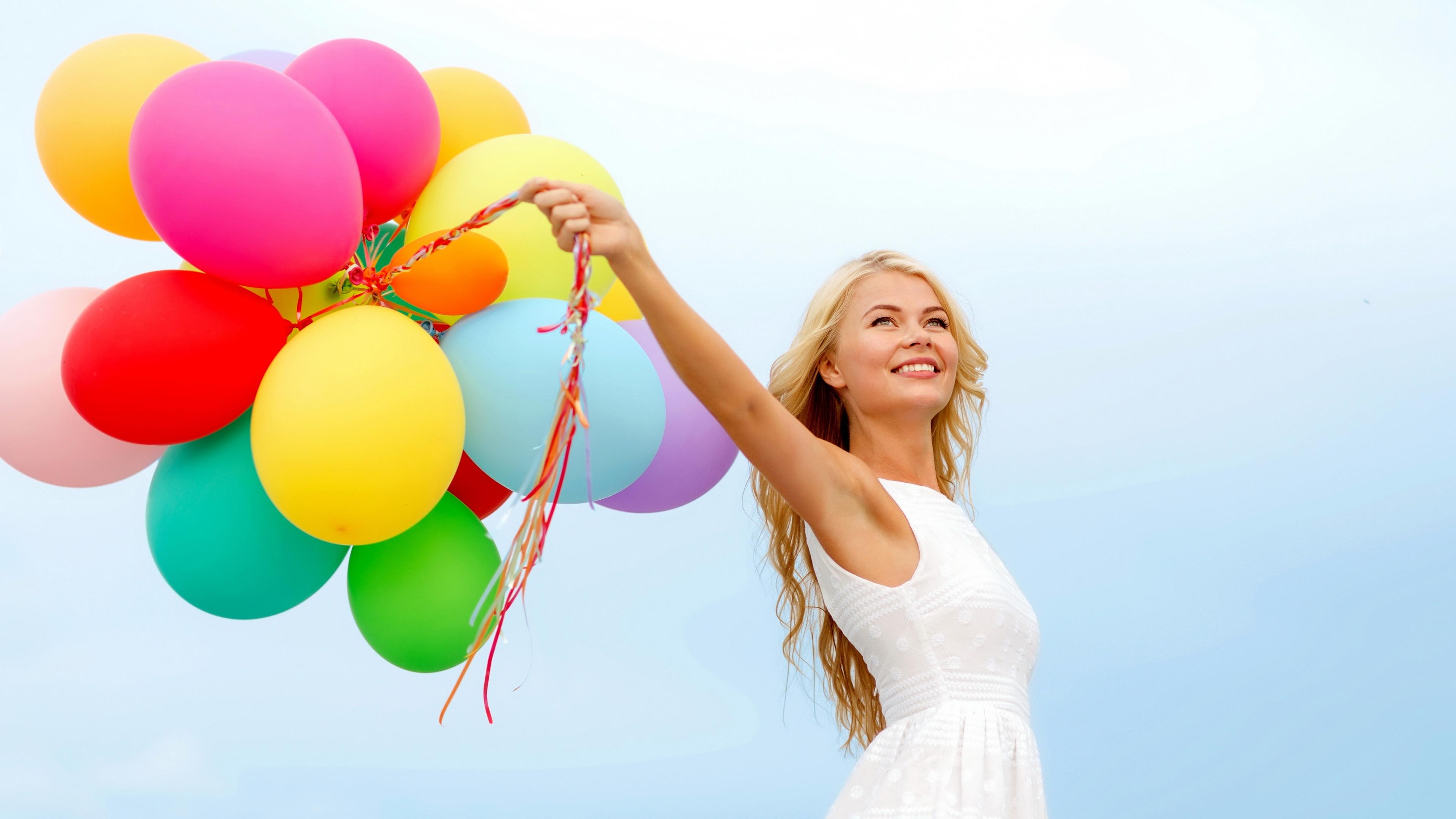 Праздничные воздушные шары