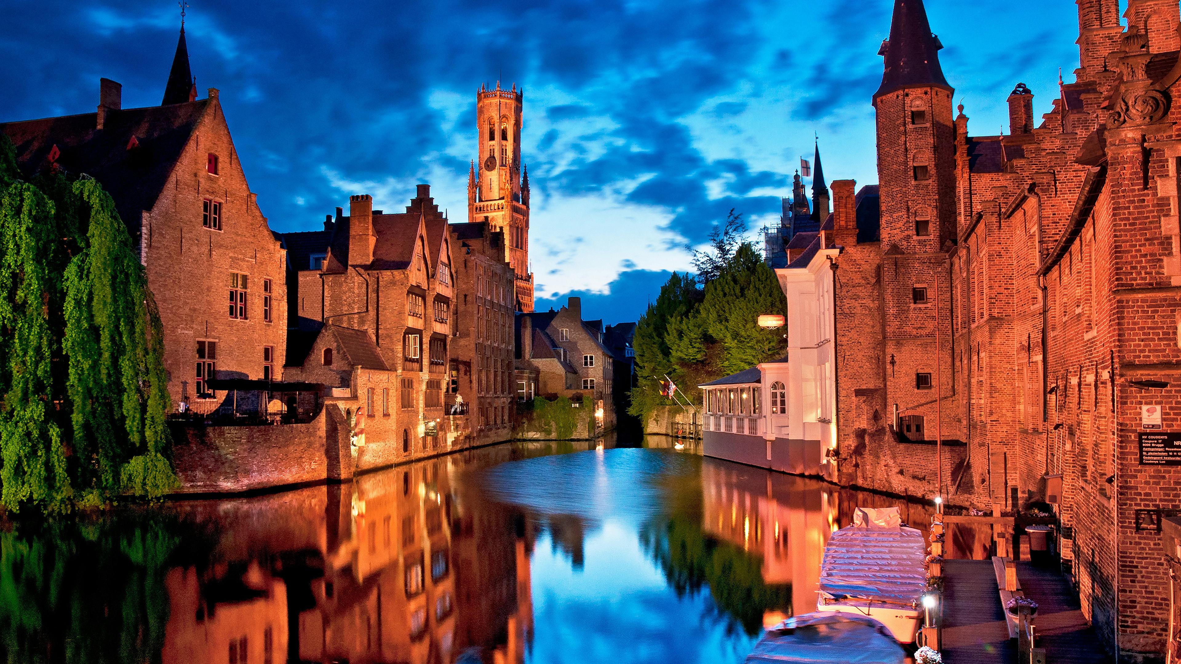 Город в Бельгии