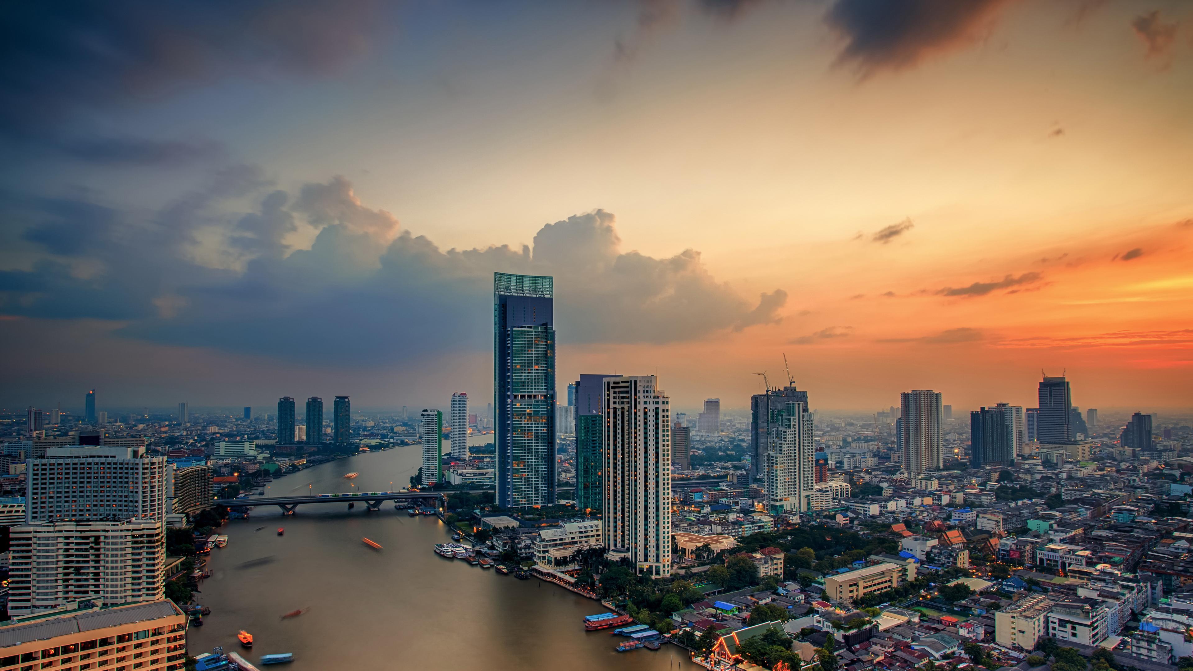 Город в Таиланде