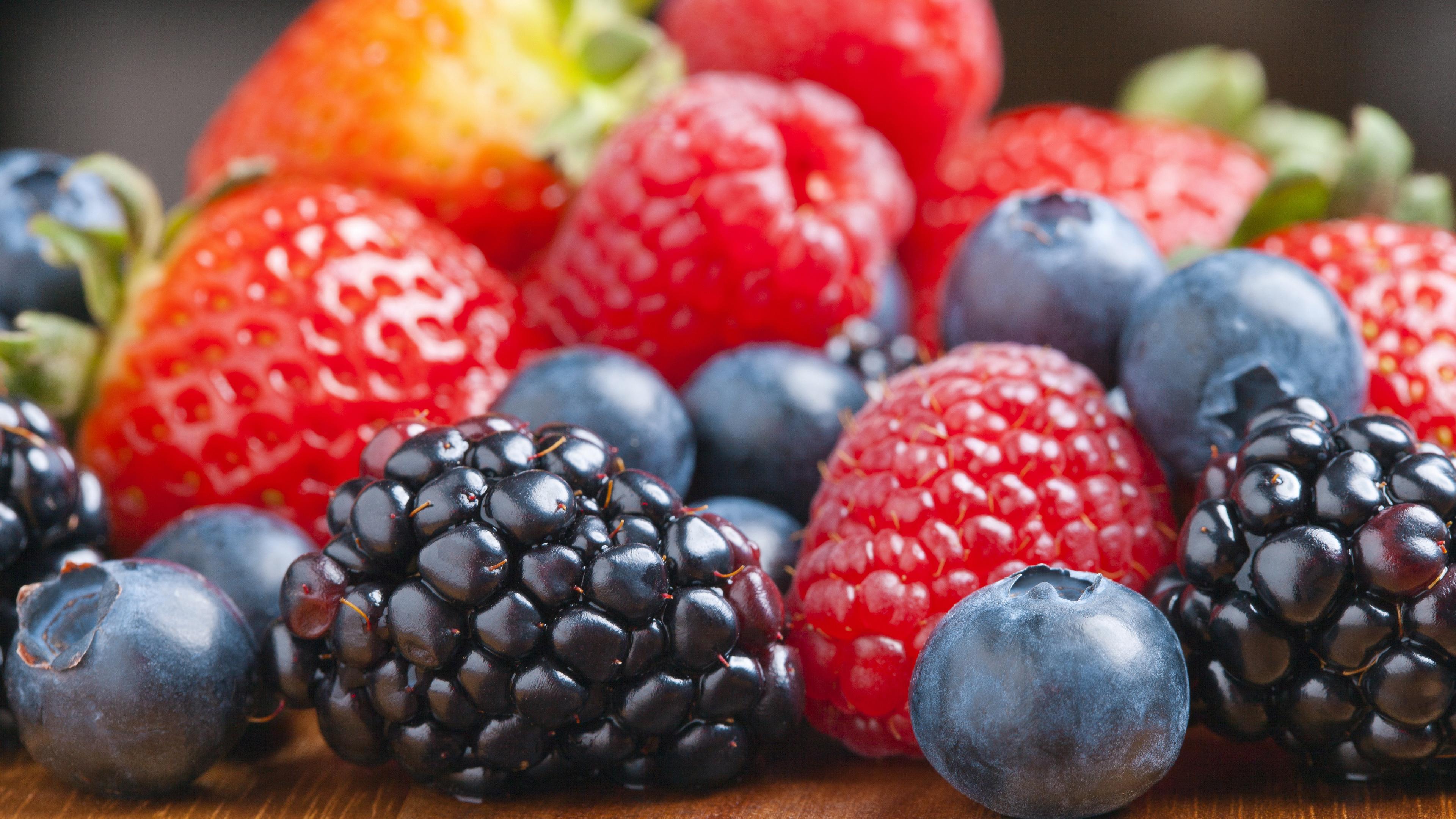 Сочные ягоды