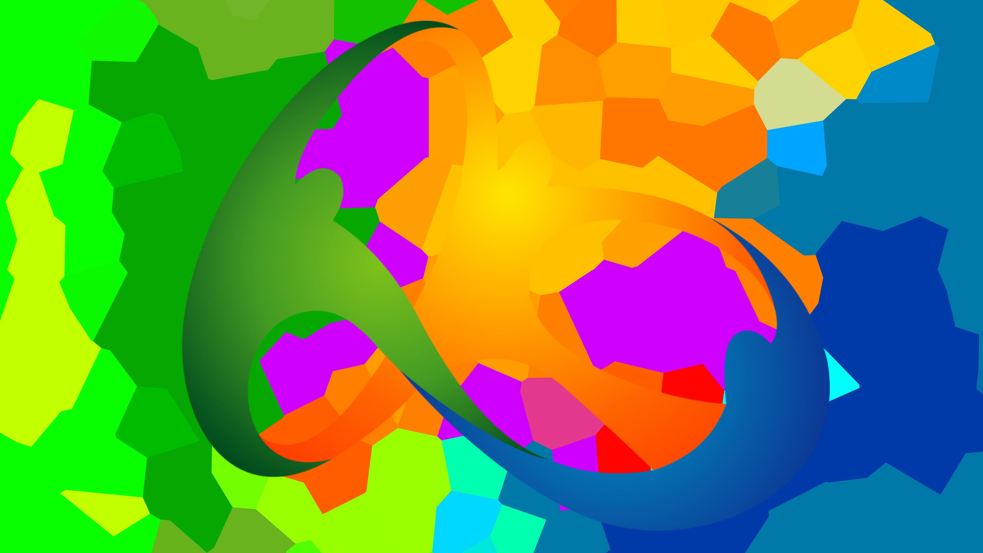 Цветовой фон