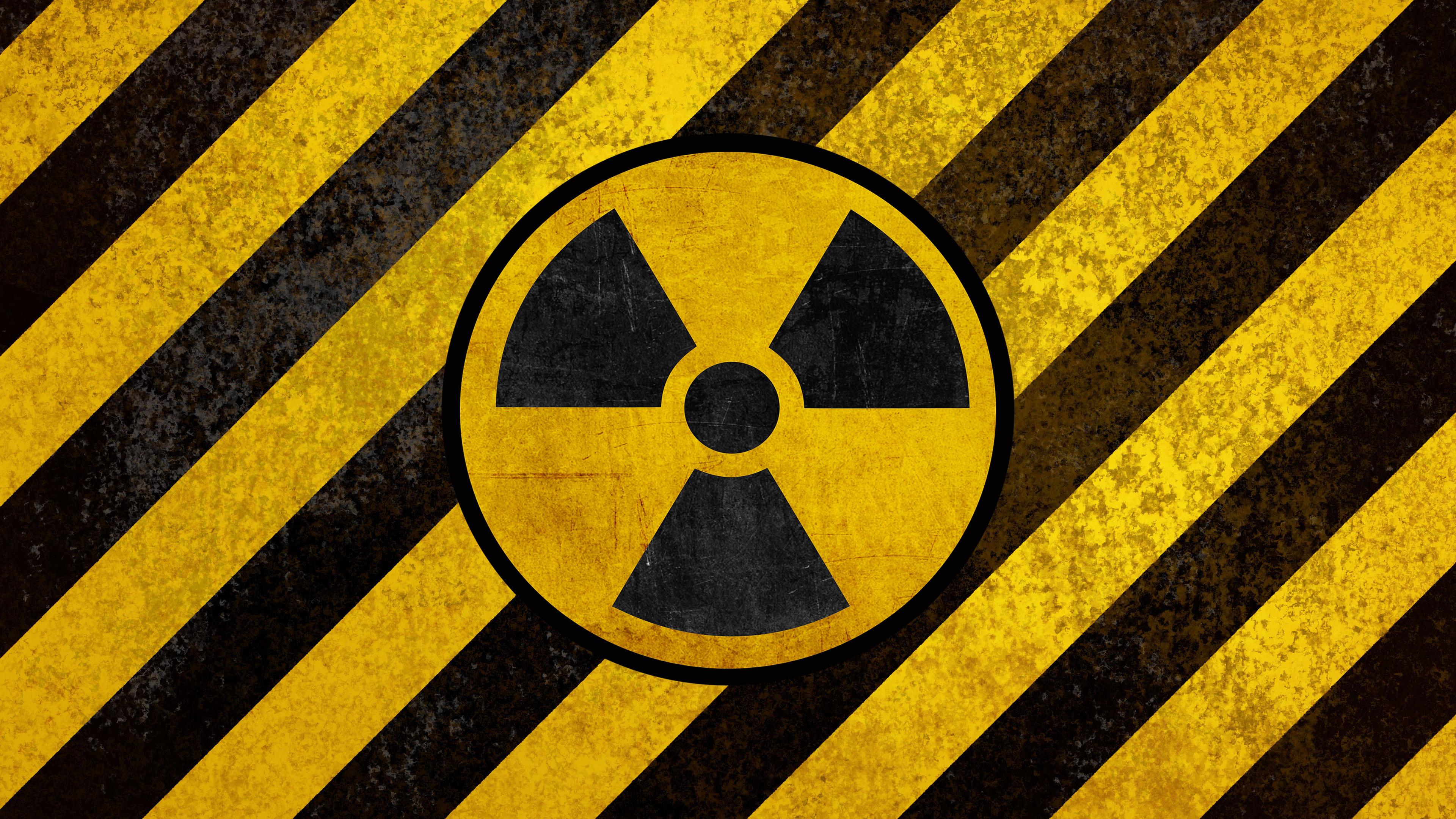 Радиационный знак