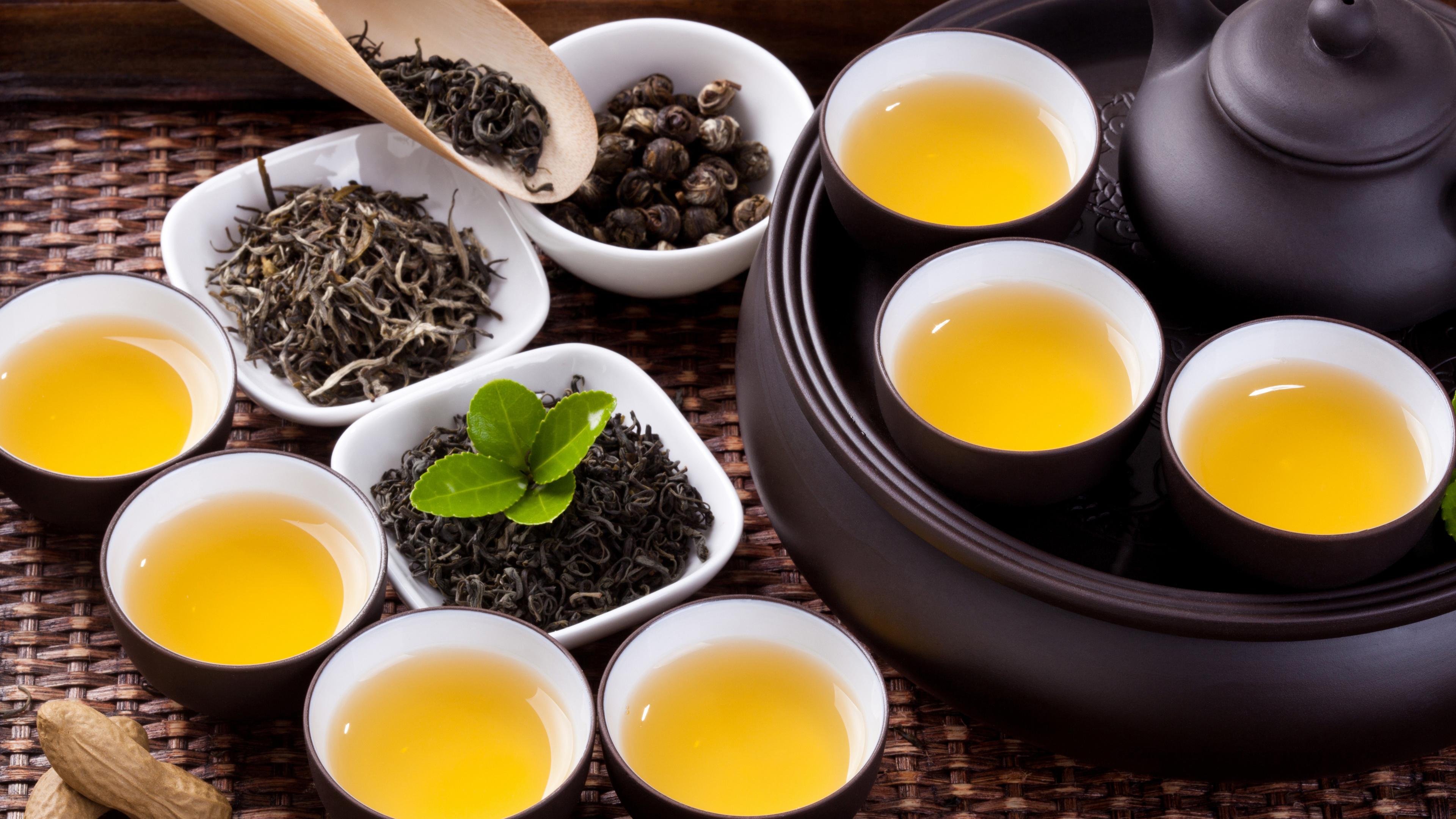 Чай из молодых листочков