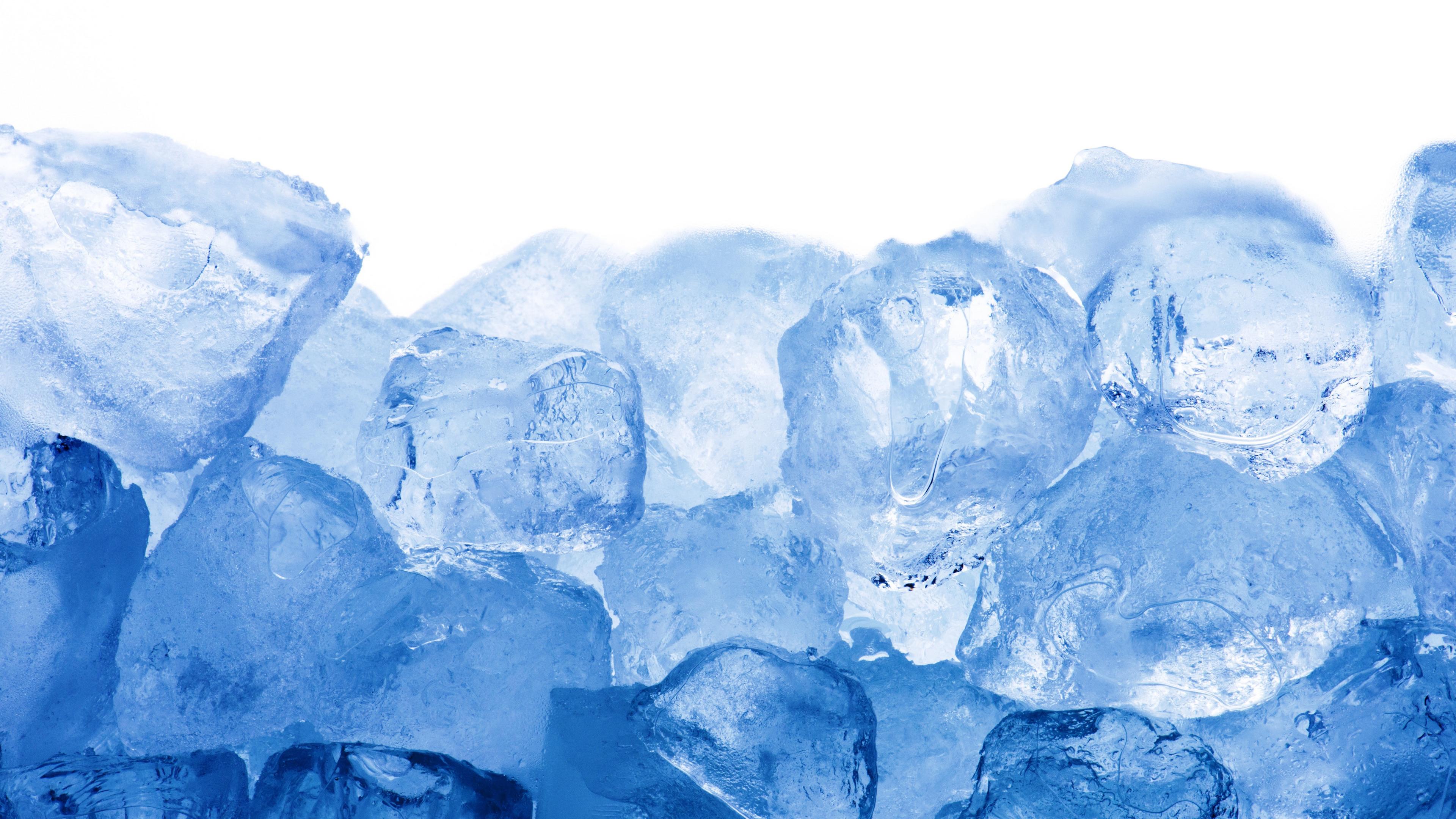 Кристаллы льда