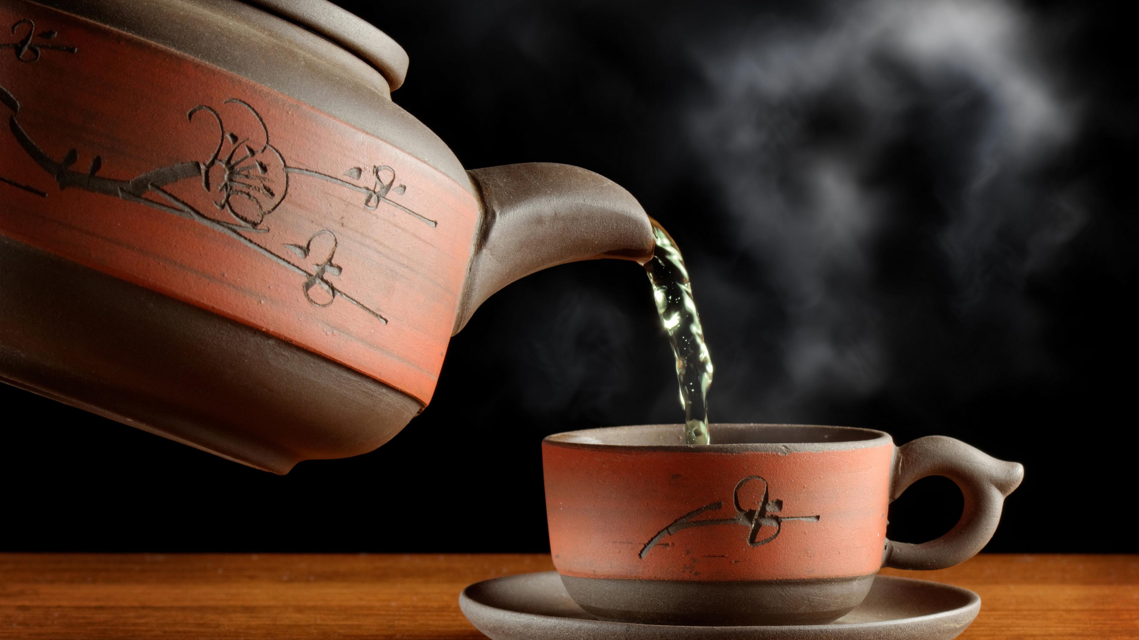 Вечернее чаепитие