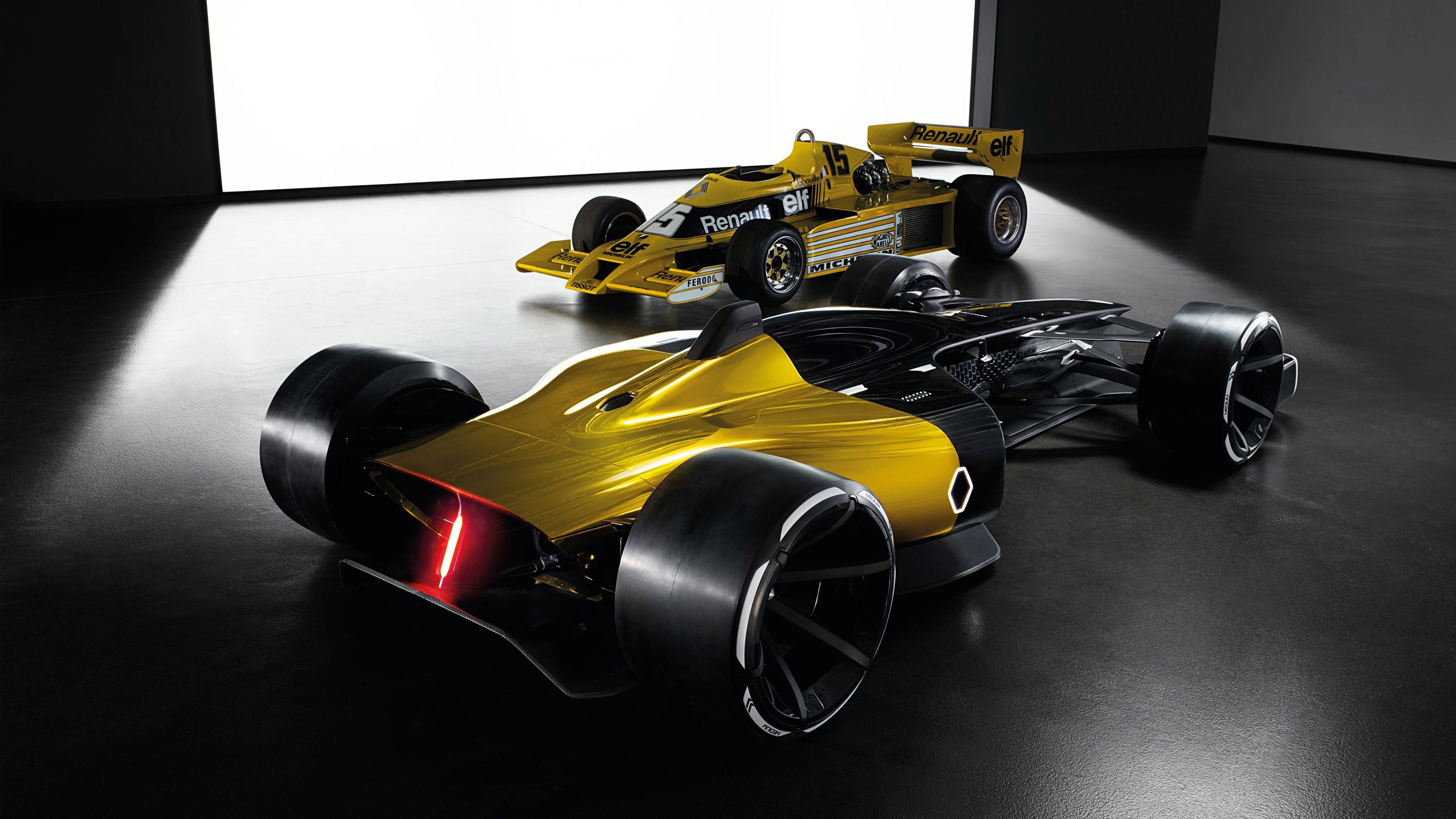 Модели гоночных автомобилей