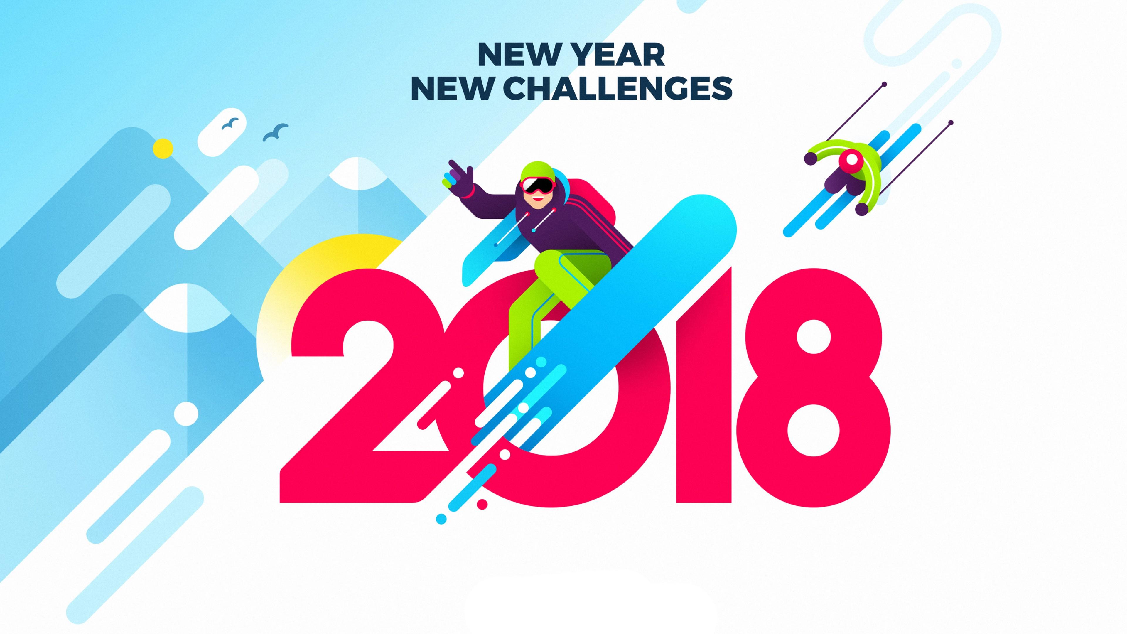 В Новый 2018 год с новыми достижениями в спорте