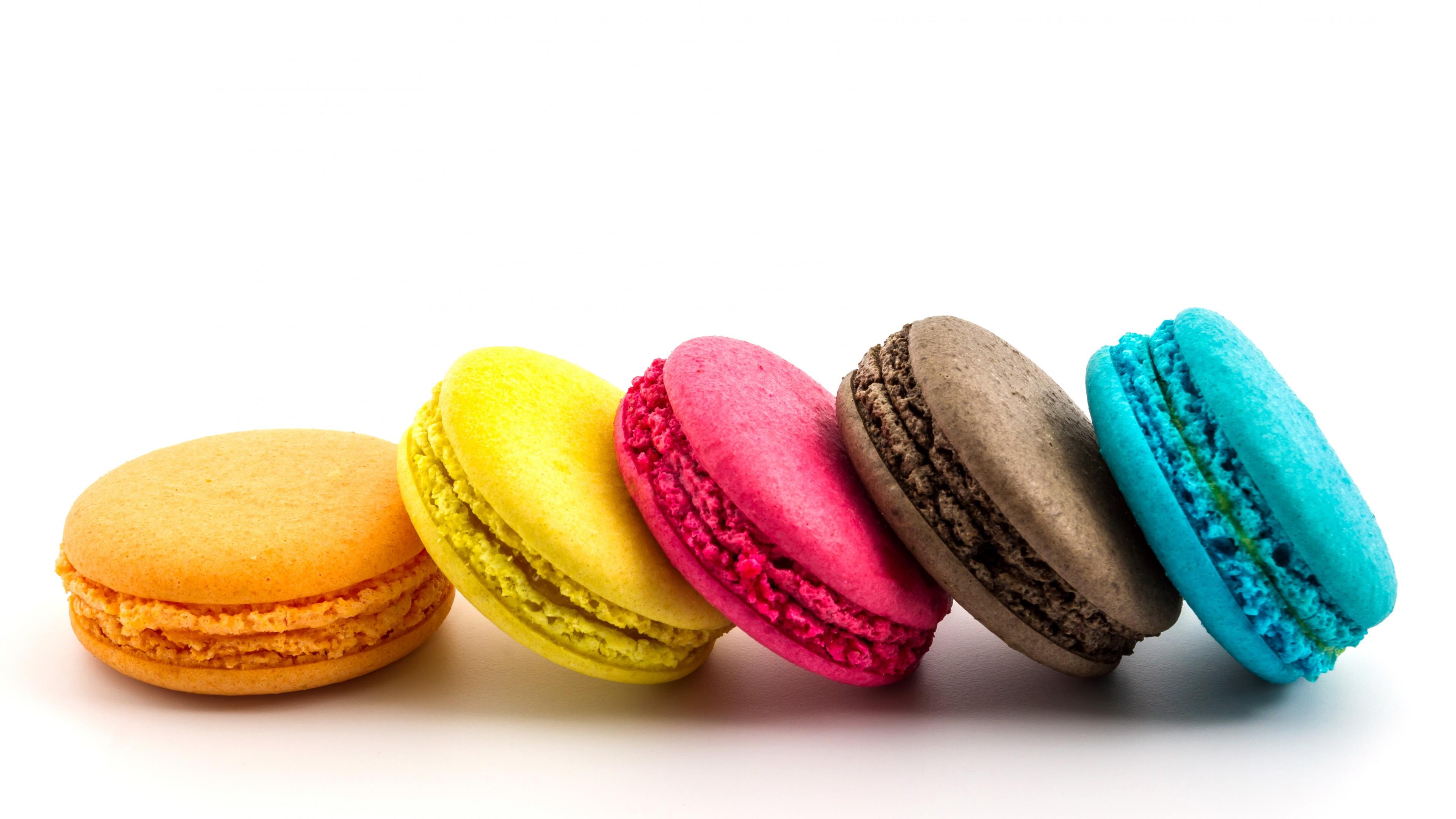 Разноцветный десерт к завтраку