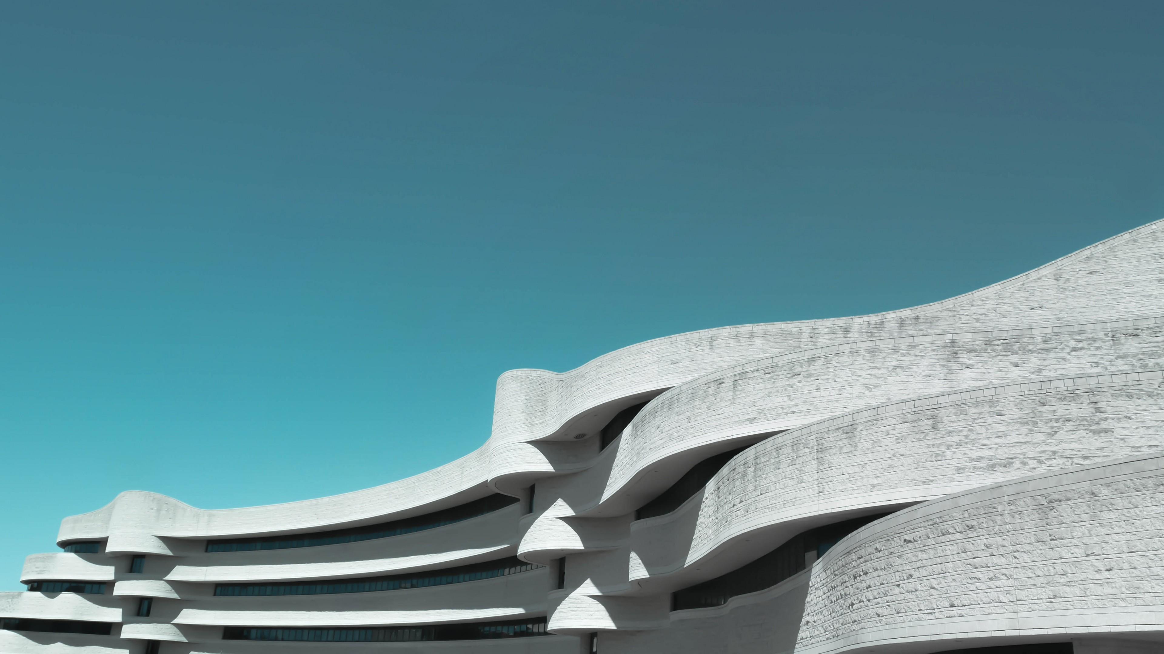 Архитектурный дизайн небоскреба