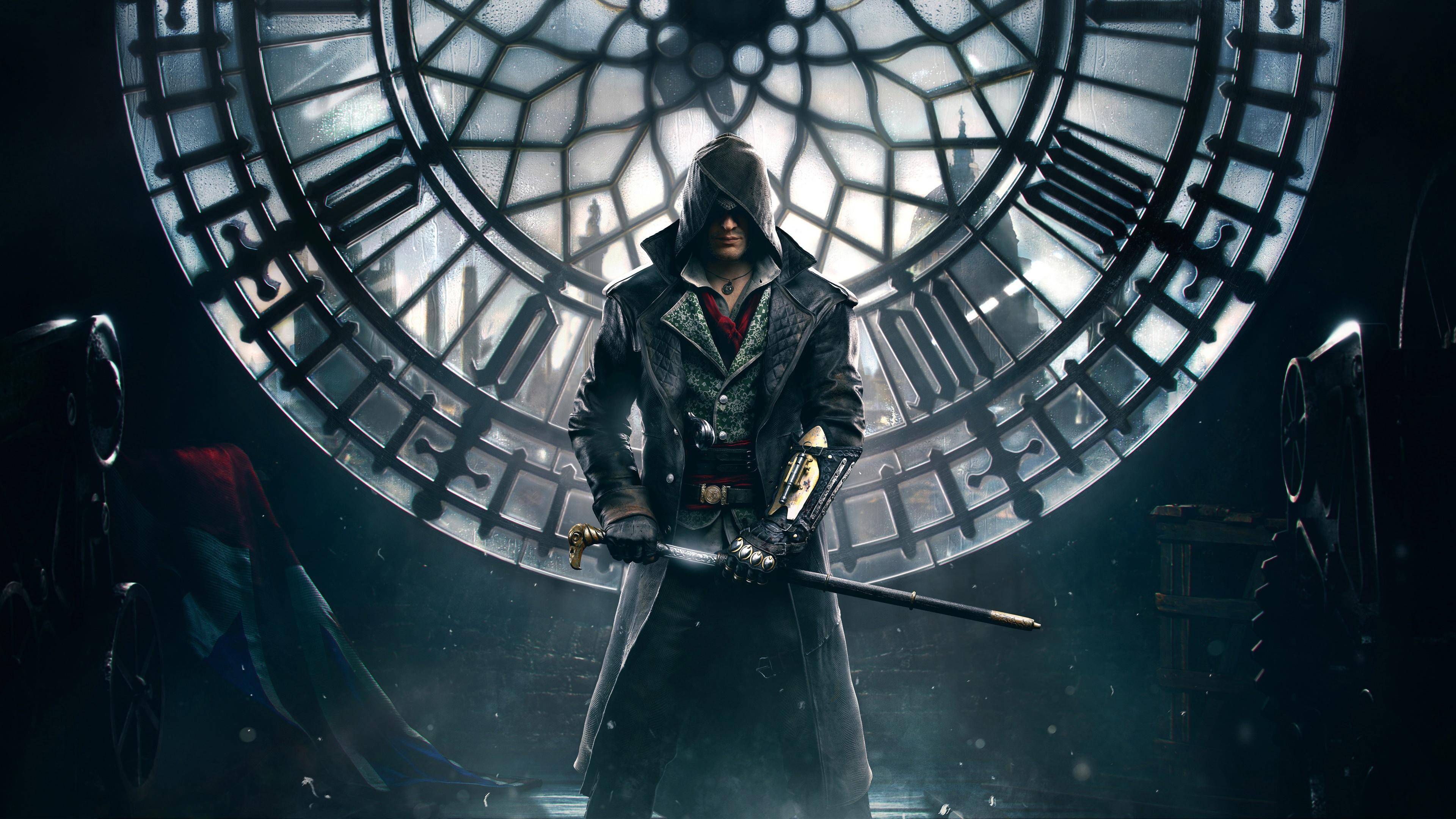 Воин в шлеме и доспехах с мечом в руках