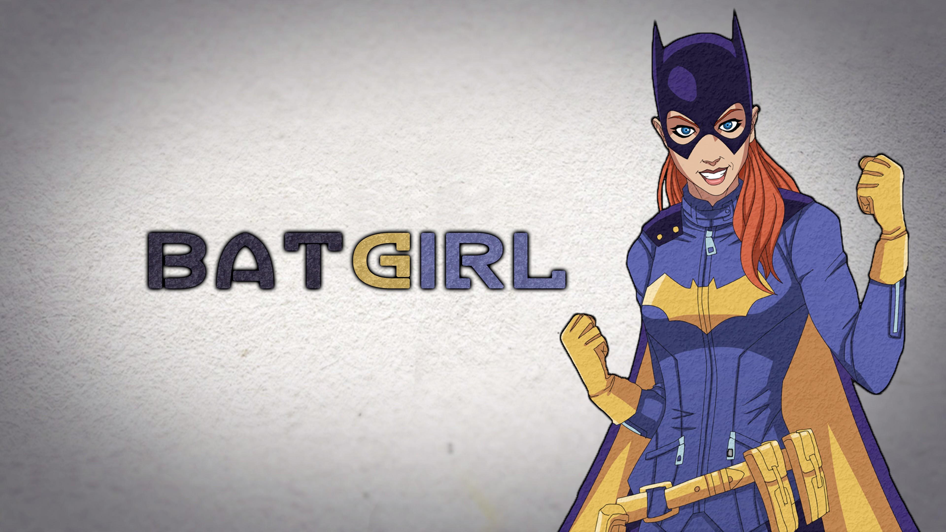 Персонаж комиксов-девушка-летучая мышь