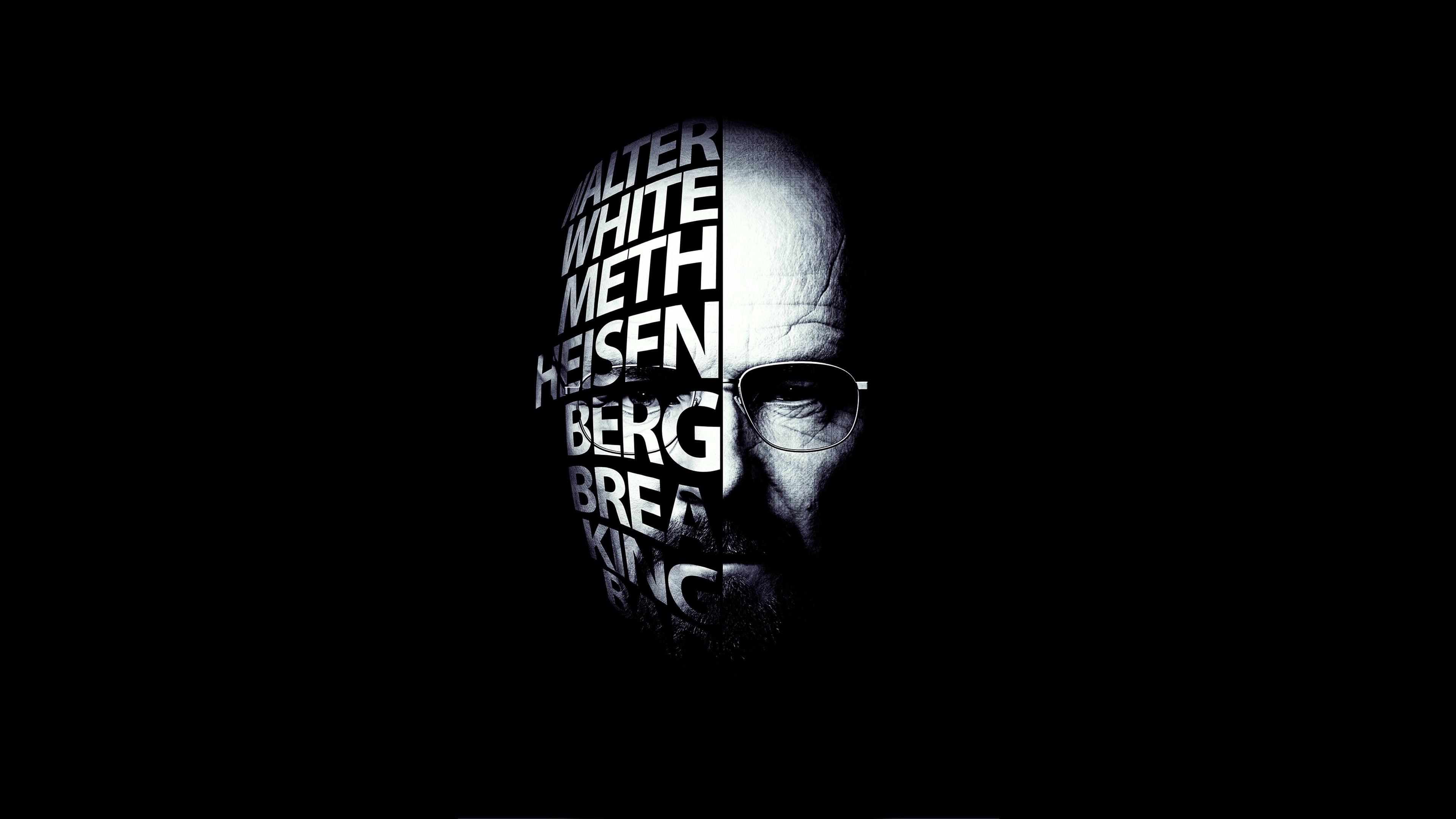 Рекламная афиша - главный герой в очках с бородой и буквами на черном фоне
