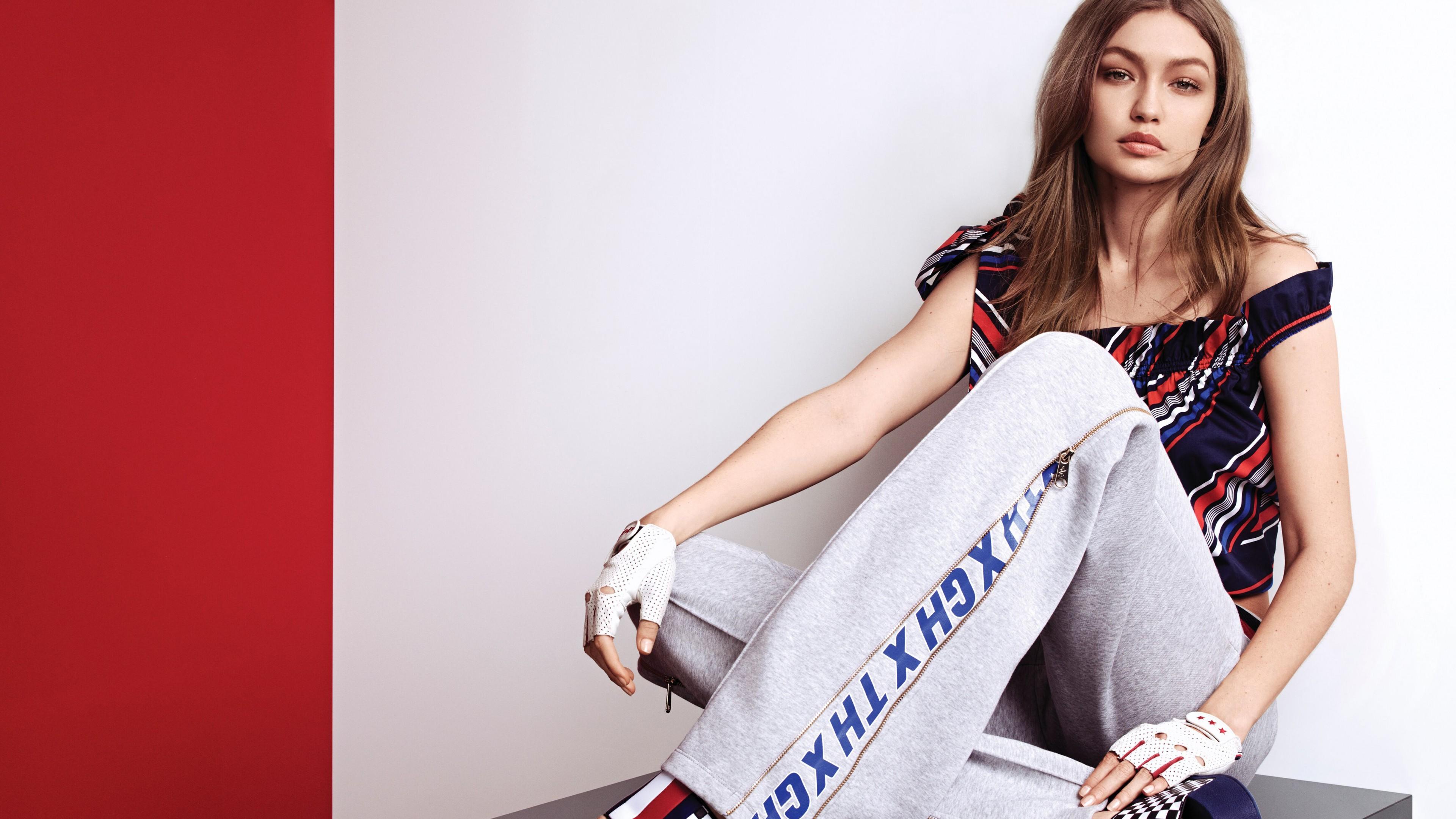 Рекламная фотосессия брендовой американской одежды