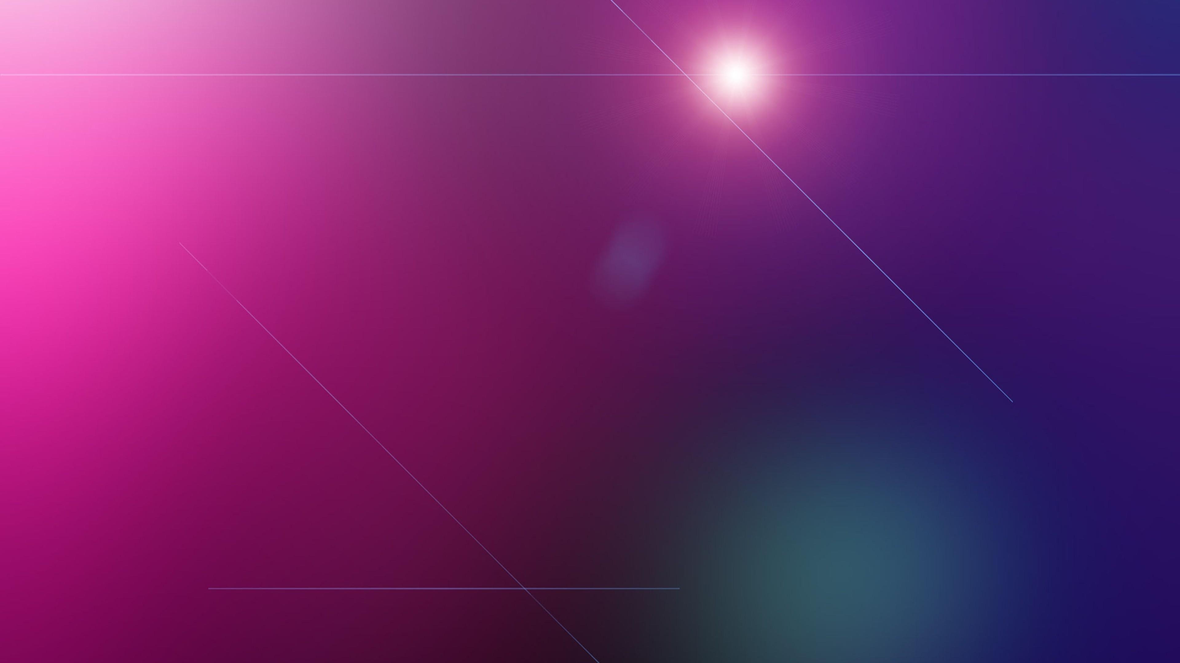 Розово-малиновый и темно-зеленый фон со сверкающим белым пятном