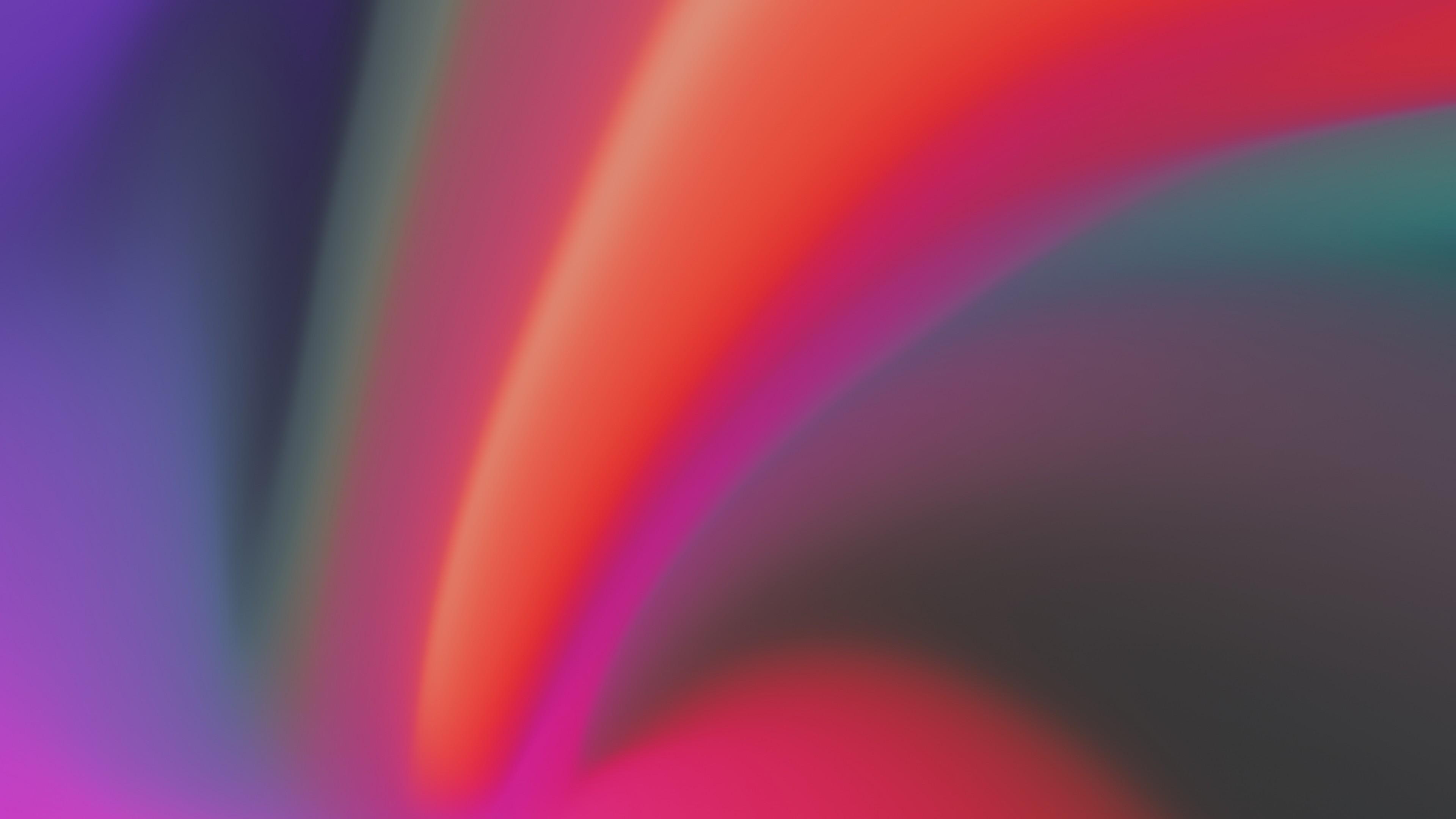 Фон разноцветной дуги в лучах и бликах солнечного света